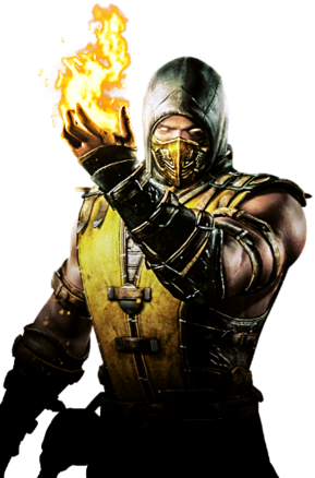 scorpion mortal kombat wiki fandom powered by wikia