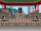 Shang Tsung's Courtyard/Gallery