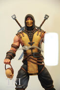 Scorpion mkx figure
