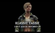 MK11 Klassic Cassie Skin