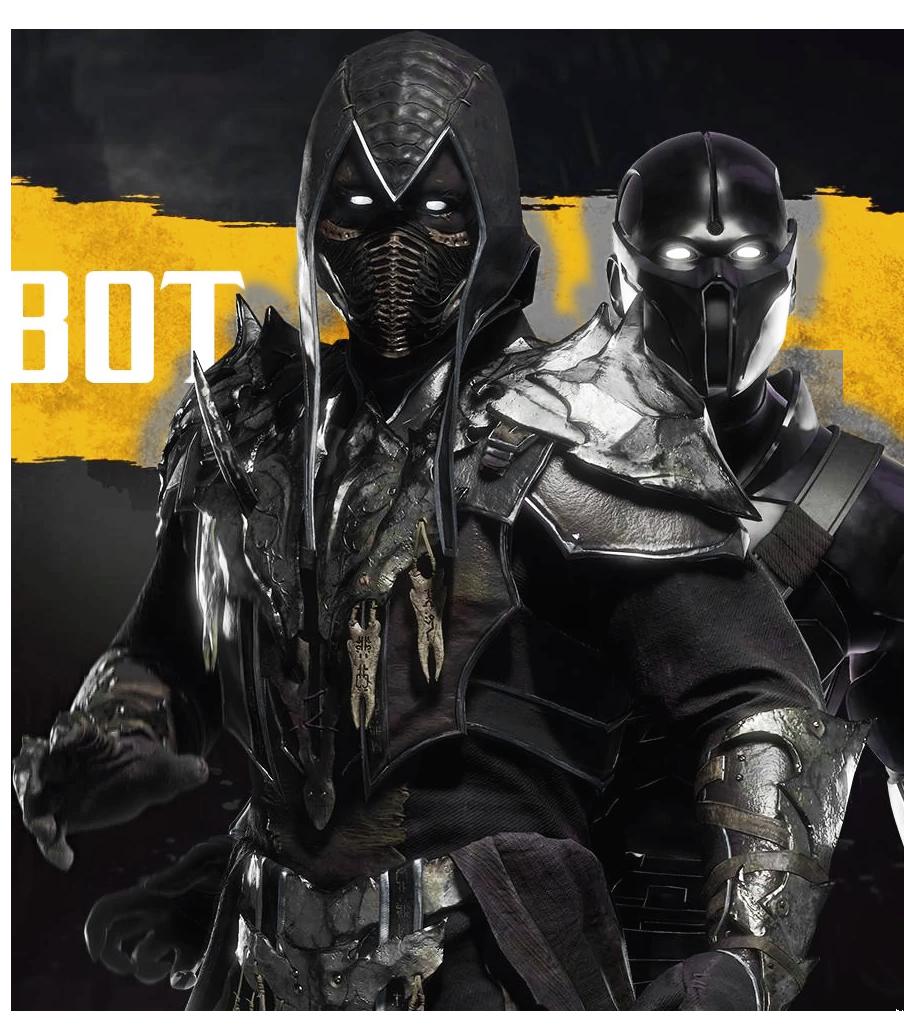 Noob Saibot Mortal Kombat Wiki Fandom