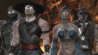 Kung Lao ressurected