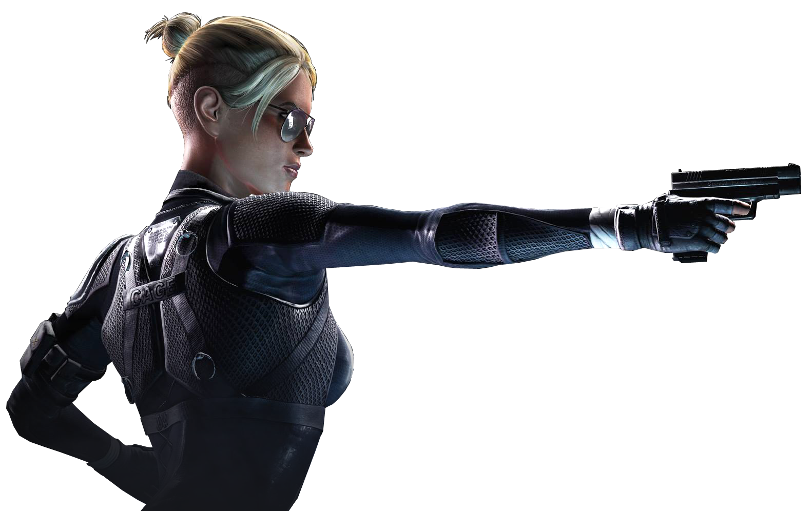 Image result for cassie cage