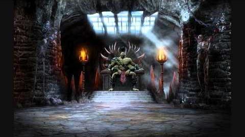 Goro's Lair - Mortal Kombat 9 (2011) OST (HQ)