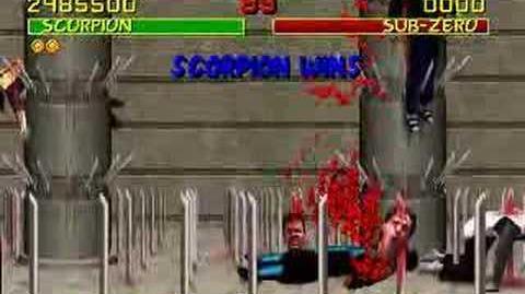 Video - Mortal Kombat 1 - Pit Fatality | Mortal Kombat Wiki