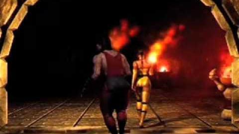 Mortal Kombat 4 - Tanya's Ending