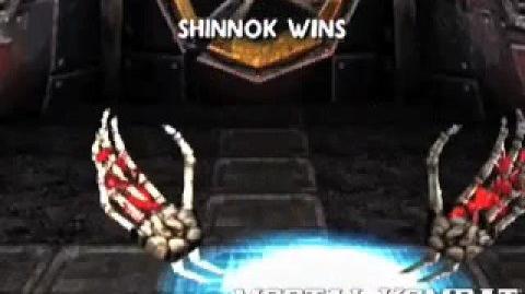 Mortal Kombat 4 Shinnok's Fatality2