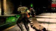 Mortal Kombat 2011 - Subway stage fatality