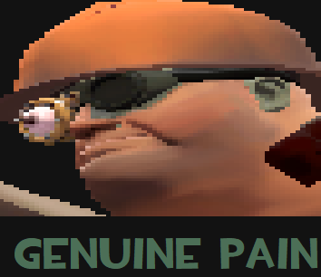 Genuine Pain