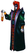 Shinnok & His Sacred Amulet