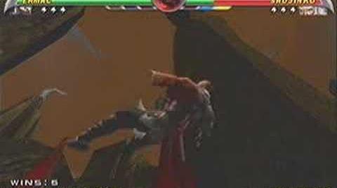 Falling Cliffs Death Trap 1