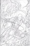Issue 1 Scorpion Cover Concept