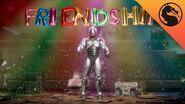 Mortal Kombat 11 Aftermath RoboCop's Friendship