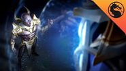 Mortal Kombat 11 Geras' Ending