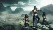 Mortal Kombat X Mileena ending