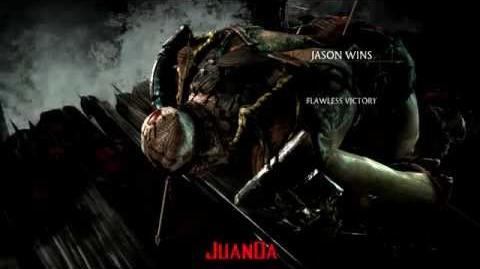 Mortal Kombat X White lotus Faction Kills