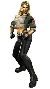Lt. Sonya Blade