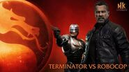 Mortal Kombat 11 Aftermath – Terminator vs