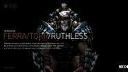 Ferra, Torr Ruthless Variation