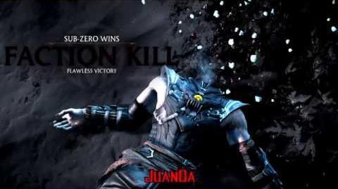 Mortal Kombat X Lin Kuei Factions Kills(HD 1080p)