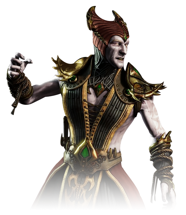 Shinnok | Mortal Kombat Wiki | FANDOM powered by Wikia