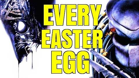 ALIEN Every Easter Egg Alien vs Predator References, Cameos and More! (Mortal Kombat X)