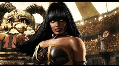 Character Profile - Mortal Kombat Tanya