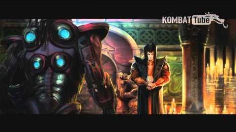 MK9 Ending- SEKTOR