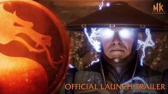 Mortal Kombat 11 Aftermath – Official Launch Trailer