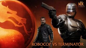 Mortal Kombat 11 Aftermath – RoboCop vs. Terminator (Round 1)