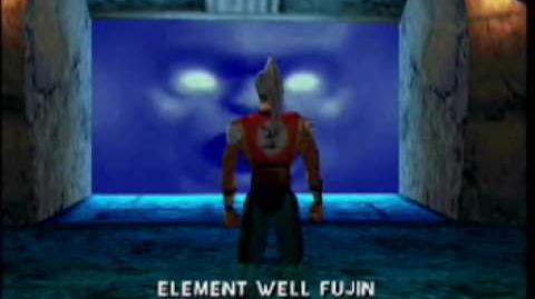Mortal Kombat 4 - Fujin Ending - N64