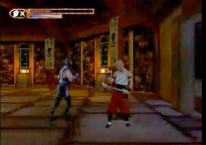 Shaolin Monk against Sub-zero