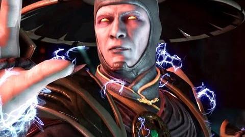 Mortal Kombat X - Raiden All Interaction Dialogues