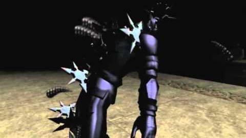 HD Mortal Kombat Deception - Noob Saibot Fatality