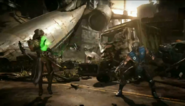 Destroyed City screenshot1