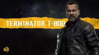 Mortal Kombat 11 Terminator T-800 Voice Sounds and SFX Download