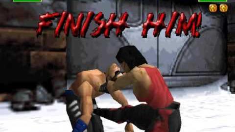 Mortal Kombat 4 (N64) Game Over Deaths!!