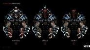 Mkx ferratorr visual