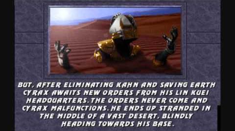 Mortal Kombat 3 & Trilogy- Cyrax Ending