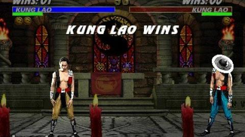Mortal Kombat 3 - Friendship - Kung Lao