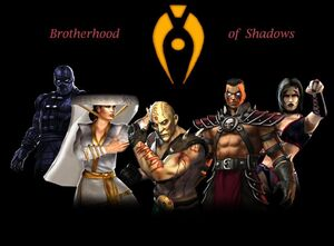 The Brotherhood of Shadows