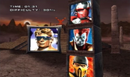 MK Armageddon Ladder