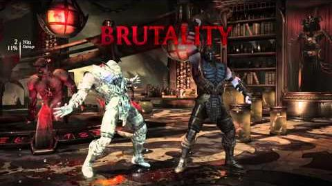 Sub Zero Brutality 2 - Frozen Dinner