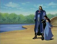 King Jerrod & Princess Kitana