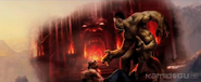 Kung lao MK9 ending4