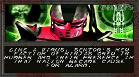 MK-TE Ending- Sektor
