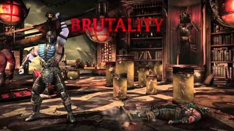 Sub Zero Brutality 3 - Pick Your Brain