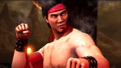 Mortal Kombat X - Liu Kang All Interaction Dialogues