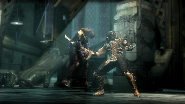 File:Injustice Scorpion and Batgirl.png