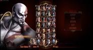MK9 character select screen (PS3 version)